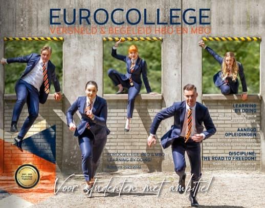 Brochure van EuroCollege